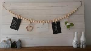 Afbeeldingsresultaat voor houten kralen woonketting