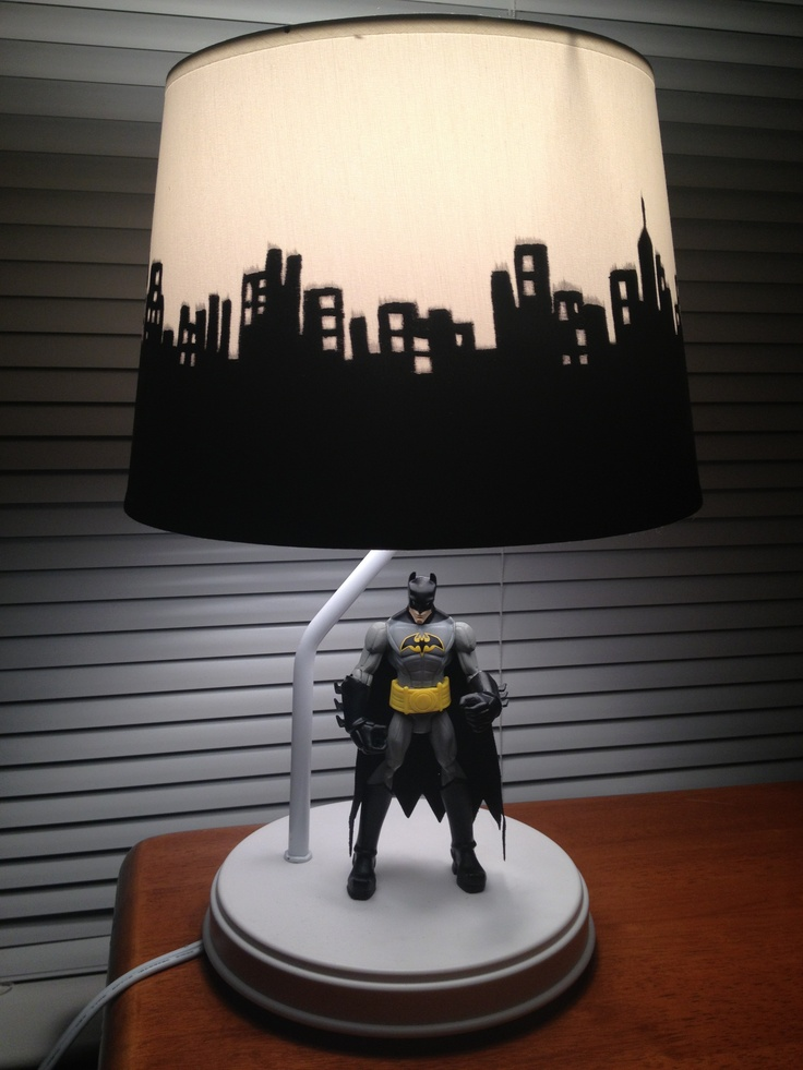 Batman Lamp Batman Love Batman Lamp Batman Bedroom