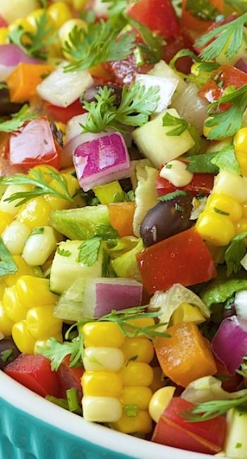 Mexican Chopped Salad More