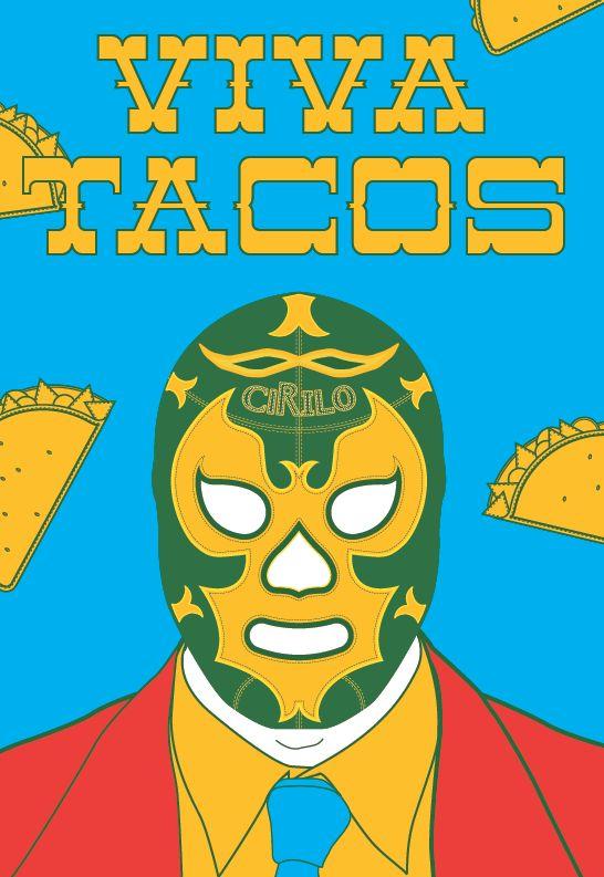 Lucha libre & Tacos