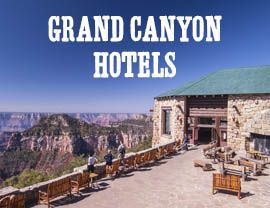 Best Tusayan Hotels, Grand Canyon Arizona •James Kaiser