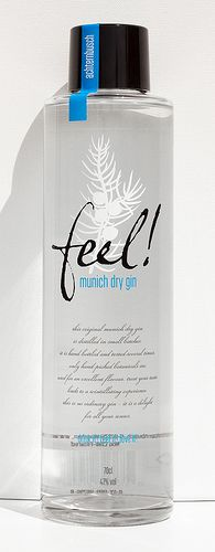 Feel Gin, Korbinian Achternbusch ginfusion