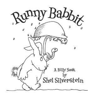RUNNY BABBIT - A BILLY SOOK by SHEL SILVERSTEIN - HB/DJ  - 2005