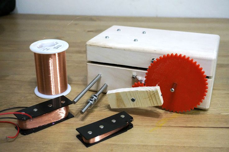 Build a simple guitar pickup winder for under $100 that's easily customizable, with an accurate counter and a high speed 1000 RPM motor.