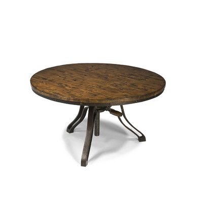 adjustable height coffee table to also use as dining table