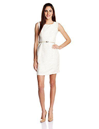 Club 21 Women's Cotton A-Line Dress
