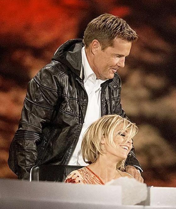 Dieter Bohlen und Michelle