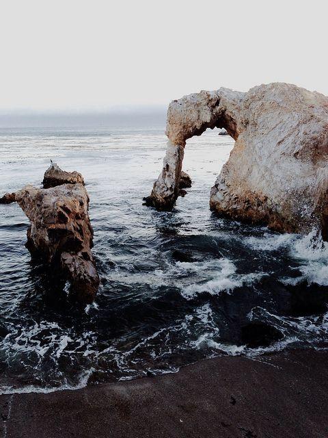 Pirate's cove. Avila Beach, California | Kevin Russ