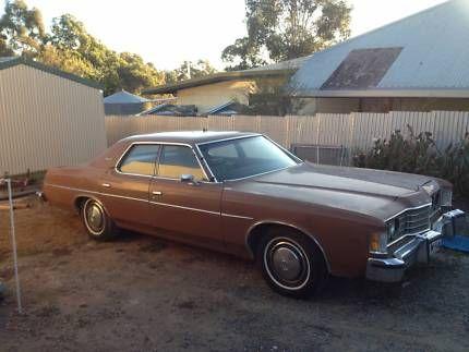 1973 Ford Galaxie Sedan   Cars, Vans & Utes   Gumtree Australia Mount Barker Area - Echunga   1100130898