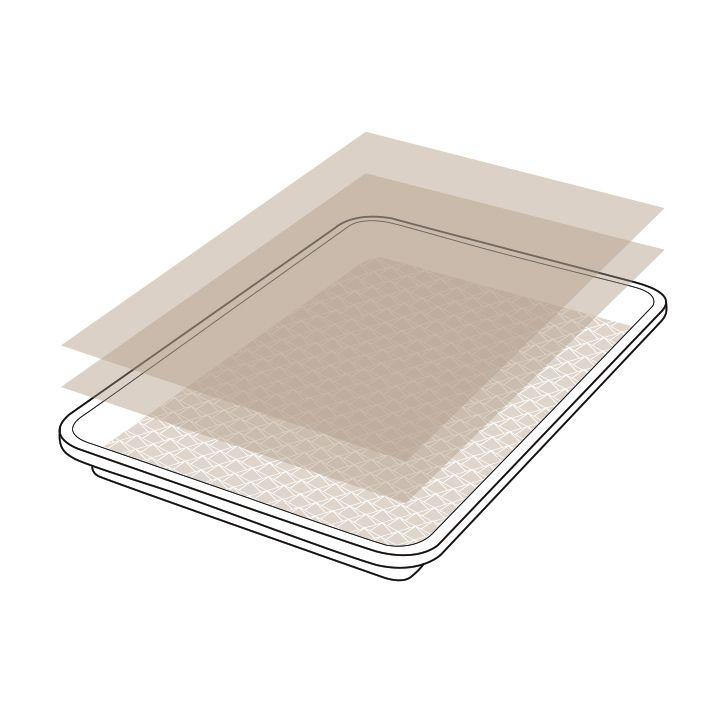 Non-Stick Pro Half Sheet Jelly Roll Pan   OXO