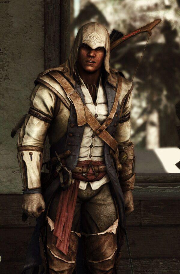 ratonhnhaketon assassins creed 3-#12