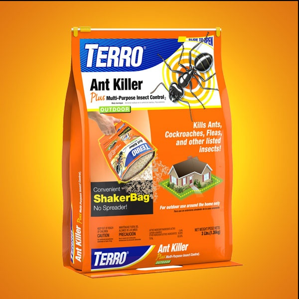 @Terro Ant Killer Plus Granular