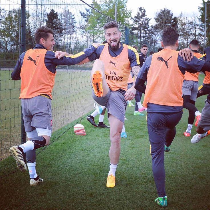 "19.9k Likes, 76 Comments - Arsenal Official (@arsenal) on Instagram: ""#Giroud #Arsenal #AFCvLCFC #PremierLeague #COYG"""
