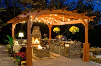 45+ Best Outdoor Kitchen Ideas (Create a Perfect Ambience