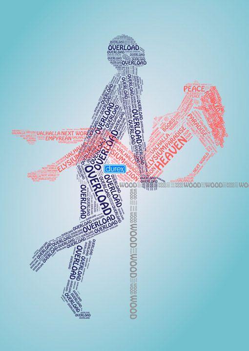 Continua l'appuntamento con la rubrica Creative Advertising dove conosceremo alcuni creativi e vedremo le loro campagne pubblicitare d'impatto pubblicate sul famoso portale Behance.Oggi vi segnalo Type Sex With Durex.Tre semplici immagini che ripropongono scene porno/erotiche con la tecnica testo immagine per promuovere la prevenzione durante i rapporti sessuali, sempre un ottimo messaggio che spesso rimane un taboo.Autore: Andrej Krahne Località: Germania WebSite: Andrej Krahne ...