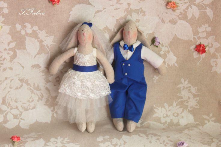 Wedding hares))) August 2015