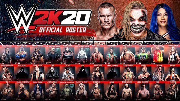Wwe 2k20 450mb Iso Lite Ppsspp Download For Android Best Wrestlers Wwe Wwe Game