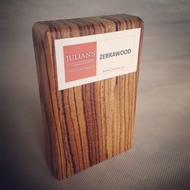 ZEBRAWOOD sample