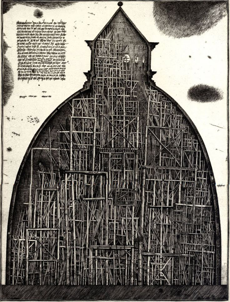 The Paper Architecture of Brodsky and Utkin | A Journey Through ...