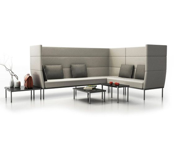 Seating | Break-out-Privacy areas | element | Wiesner-Hager. Check it out on Architonic
