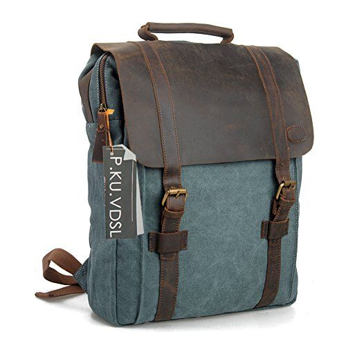 Canvas Backpack, P.KU.VDSL Laptop Backpack, Vintage Canva... https://www.amazon.co.uk/dp/B0194ODQ12/ref=cm_sw_r_pi_dp_jIZJxbCMCRXWP