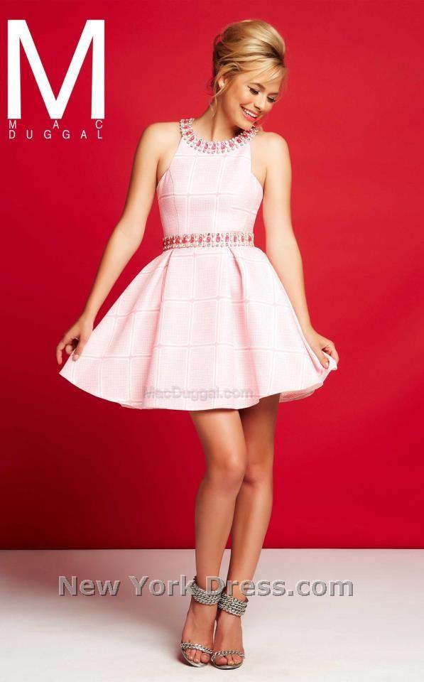 Mac Duggal 30206C Dress - NewYorkDress.com
