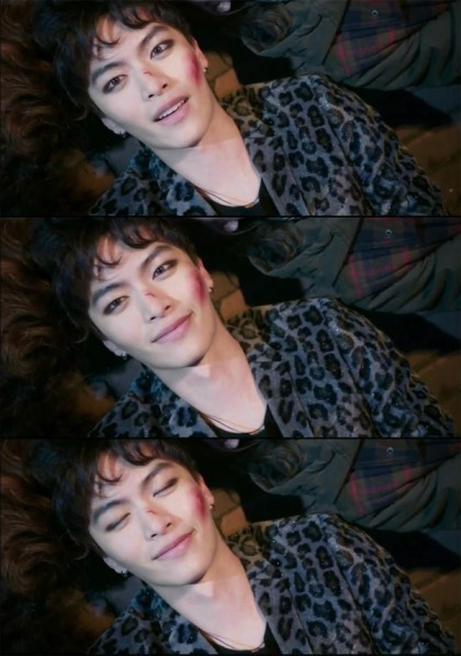 "Lee Min Ki ""Shut Up: Flower Boy Band"""