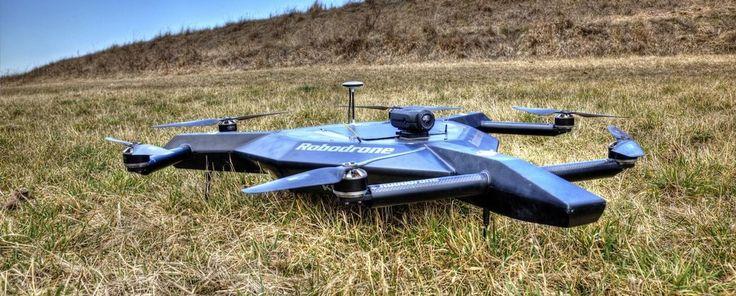 Drony mají být revolucí jako počítače. Čeští Robodrone budou u toho - E15.cz / e-svět