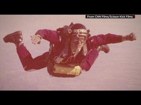 CNN: Carl Boenish's widow talks about BASE jumping's...