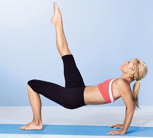 Want to look as toned and fit as Kelly Ripa? Kelly shares her home workout routines with Shape readers!