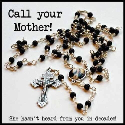 """""""Can't be said enough: Never underestimate the power of prayer. If you really want to amplify it, pray the Rosary before The Blessed Sacrament. The Son listens to His Mother! St. Pio: 'The Rosary is the weapon.'"""""""