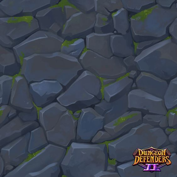 Tiling Textures - Dungeon Defenders 2, David DeCoster on ArtStation at…
