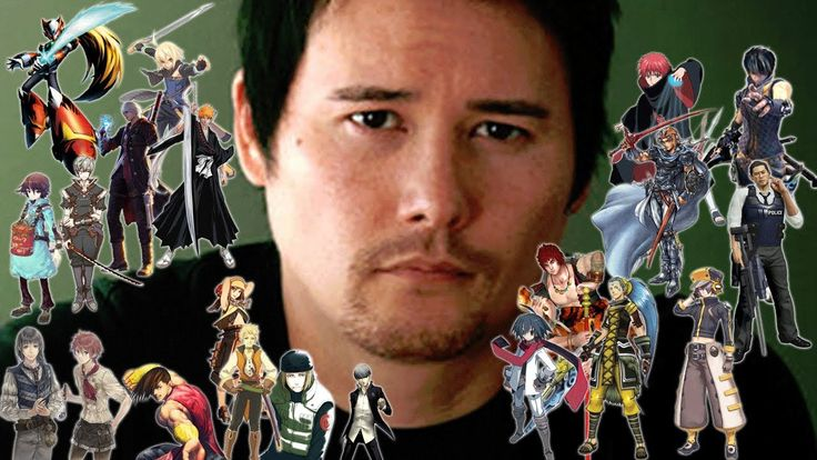 The many voices of Johnny Yong Bosch in video games.