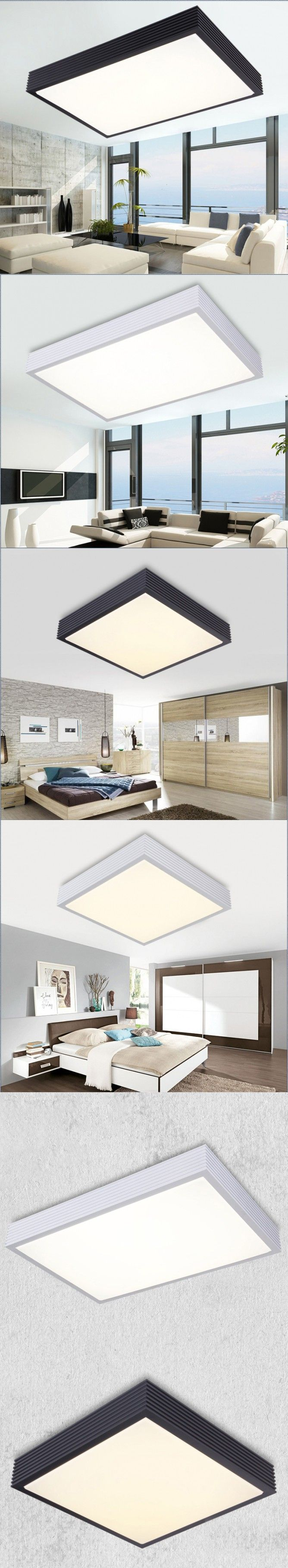 Indoor decorative led ceiling lights wall lamps china led ceiling - Modern Led Ceiling Lights Lamp For Living Room Bedroom Home Decoration Lighting Light Fixtures Abajur Lamparas De Techo