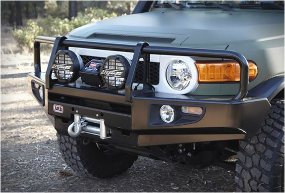 TOYOTA FJ CRUISER | BY XPLORE VEHICLES