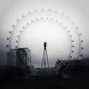 London Eye (Double Exposure) Photo: Nicholas Goodden