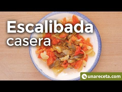Escalibada de verduras ¡Una receta catalana fácil y rica!  #Escalibada #RecetasVegetarianas #RecetasFáciles #RecetasRápidas #CocinaCatalana #RecetasCatalanas #RecetasConVerduras