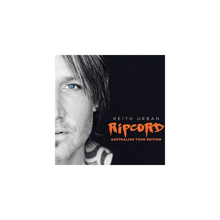 Keith Urban - Ripcord (Australian Tour Edition) (CD)