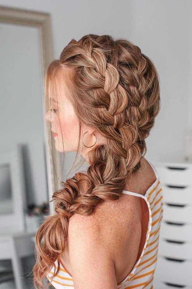 18 Stilvolle Und Niedliche Heimkehr Frisuren Coole Globale Frisuren Homecoming Hairstyles Homecoming Hairstyles Updos Hair Styles