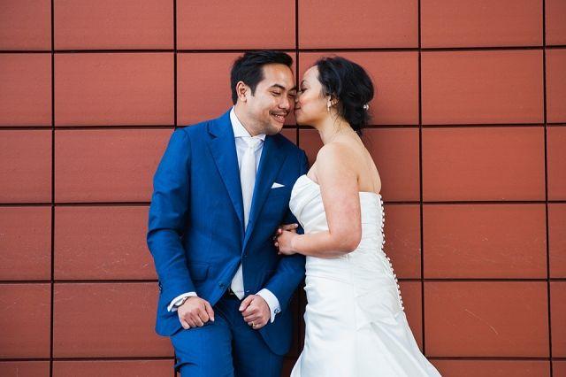 #bruidspaar #bruiloft Trouwen met een dubbele ceremonie | ThePerfectWedding.nl | Fotocredit: Marco + Claudia