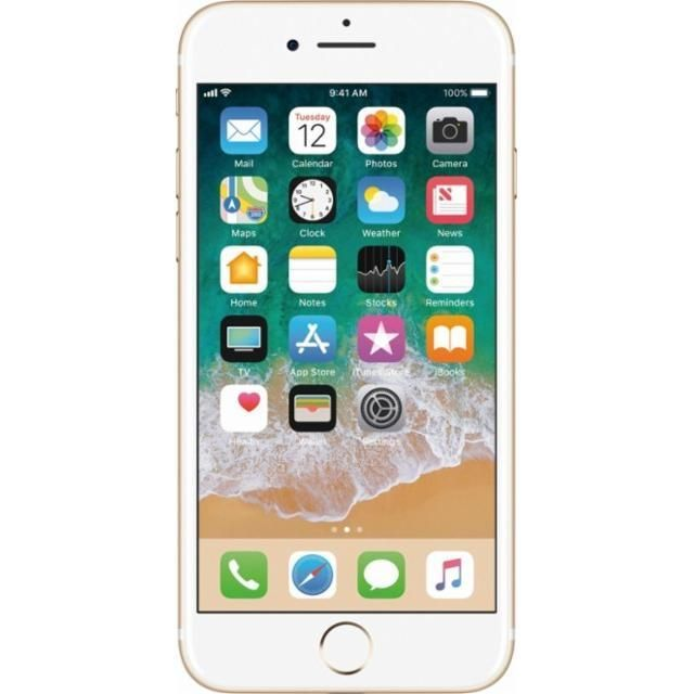 Iphone 7 128gb Gold At T Apple Iphone Iphone Apple Iphone 6s