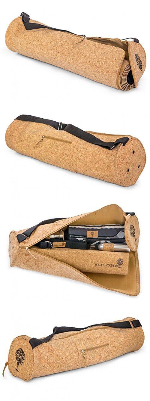 Yoloha Cork Yoga Mat Bag