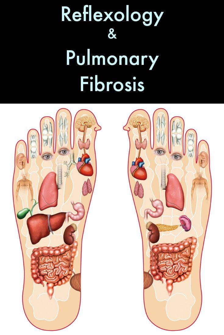 reflexology pulmonary fibrosis