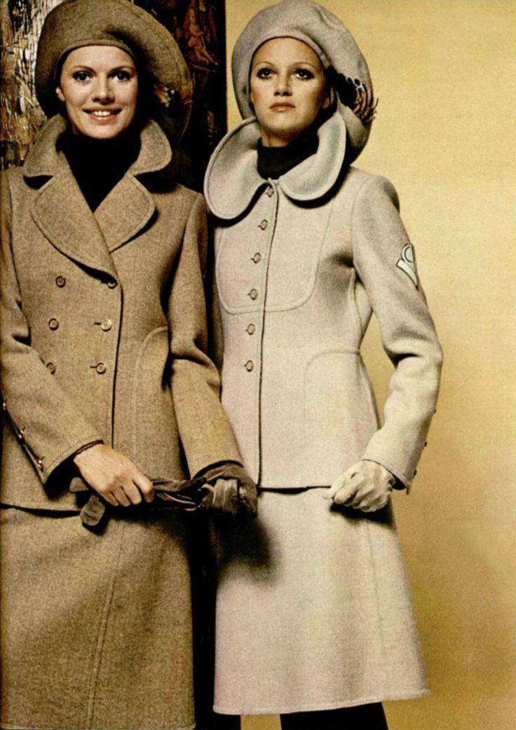 Christian Dior L'officiel magazine 1970