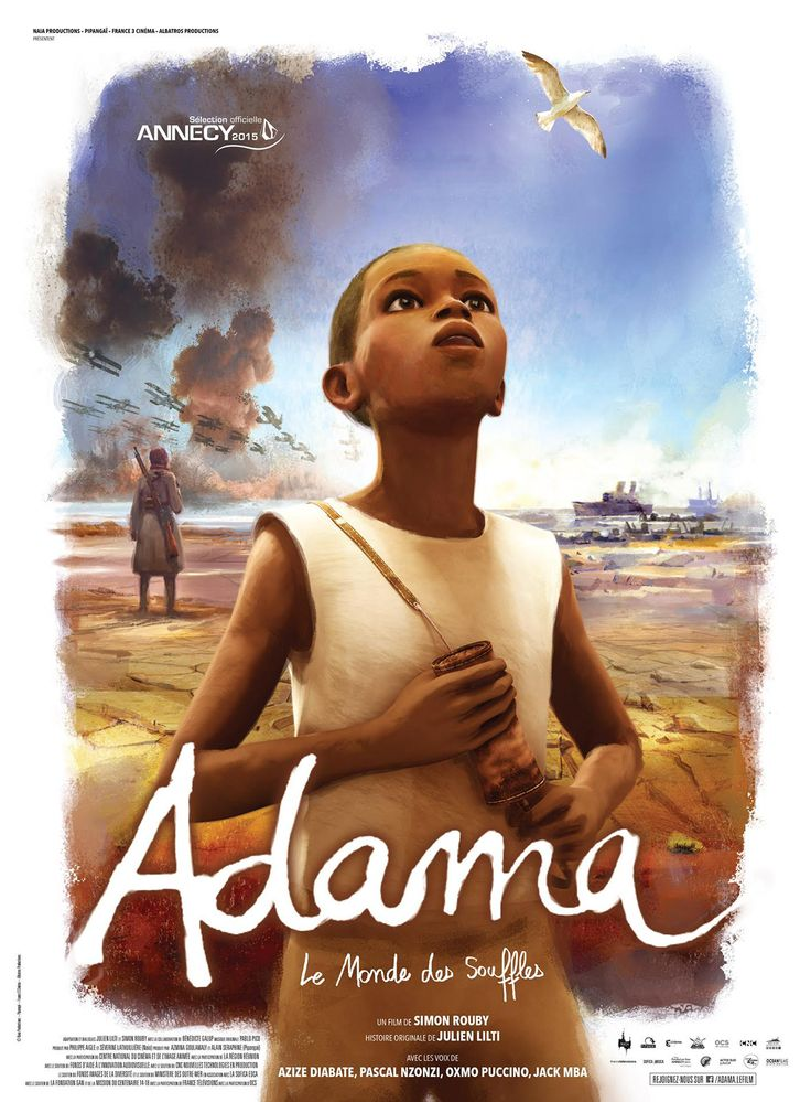 Adama streaming