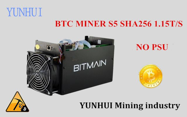 Used BTC miner Antminer S5 1150G 28NM BM1384 Bitcoin mining machine ASIC miner ( no psu ) send by DHL or SPSR from YUNHUI https://betiforexcom.livejournal.com/28113610.html  The post Used BTC miner Antminer S5 1150G 28NM BM1384 Bitcoin mining machine ASIC miner ( no psu ) send by DHL or SPSR from YUNHUI appeared first on bitcoinmining.shop.The post Used BTC miner Antminer S5 1150G 28NM BM1384 Bitcoin mining machine ASIC miner ( no psu ) send by DHL or SPSR from YUNHUI appeared first on…