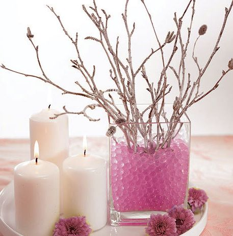 sweet 15 centerpieces for tables | ... sweet 16 birthday party reception decor, table-centerpieces, table