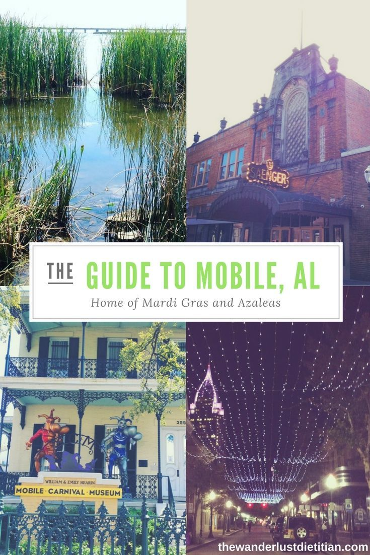 Home of Mardi Gras, lover of moon pies, and cultivator of azaleas. Mobile, Alabama is my hometown and city of birth. Read the best of Mobile here!