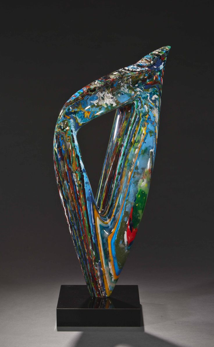 24 best Abstract Resin Sculptures images on Pinterest | Resin art ... for Clear Resin Sculpture  186ref