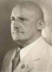 Julius Streicher (1885-1946) Militar